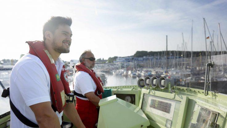 Seenotretter für einen Tag 2017